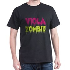 Viola Zombie T-Shirt