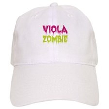Viola Zombie Baseball Cap