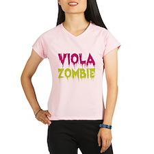 Viola Zombie Performance Dry T-Shirt