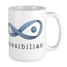 POSSIBILIAN LOGO Mug- Logo Out for Leftie