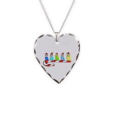 Cool Parakeet Necklace