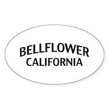 Bellflower California Decal