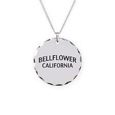 Bellflower California Necklace