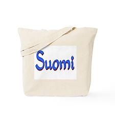 Suomi Print-2 Tote Bag