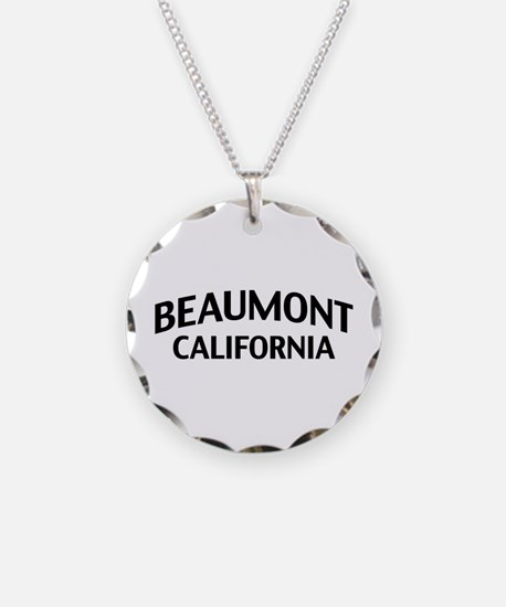 Beaumont California Necklace