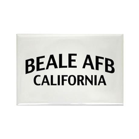 Beale AFB California Rectangle Magnet