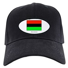 African American Flag Baseball Hat