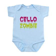 Cello Zombie Onesie