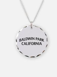Baldwin Park California Necklace