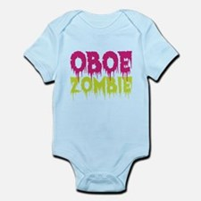 Oboe Zombie Infant Bodysuit