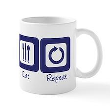 Sleep- Swim- Eat- Repeat Mug