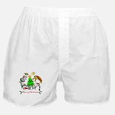 Christmas 2011 Boxer Shorts