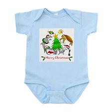 Christmas 2011 Infant Bodysuit