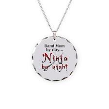 Band Mom Ninja Necklace