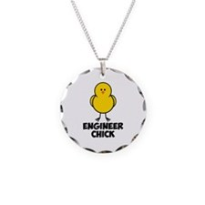 Engineer Chick Necklace