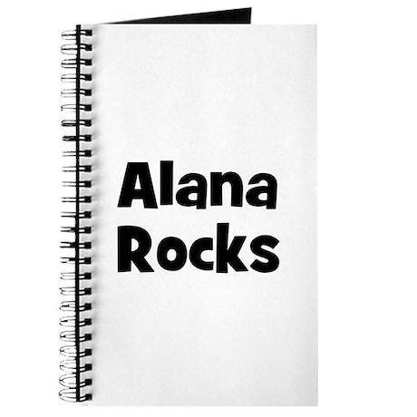 Alana Rocks Journal