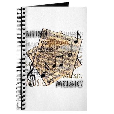 Vintage Music Journal