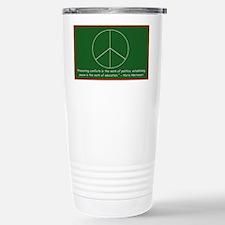 Montessori Peace Travel Mug