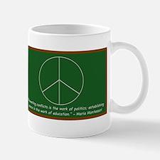 Montessori Peace Mug