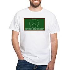 Montessori Peace Shirt