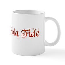 Sola Fide Mug