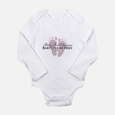 Sweet Footprints - Baby's Fir Long Sleeve Infant B