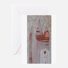 Stand in Holy Places Greeting Card
