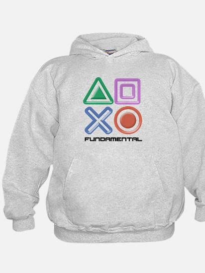 Fundamental Game Symbols Hoody