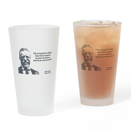 Roosevelt - Failure Drinking Glass