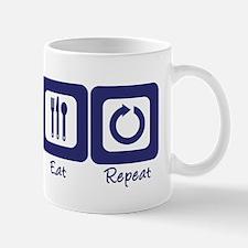 Sleep- Bike- Eat- Repeat Mug