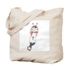 The Crabby Cook - Crabby Tote Bag