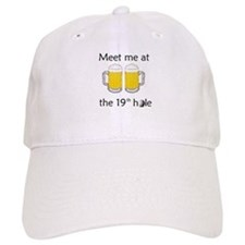 19th Hole Baseball Cap
