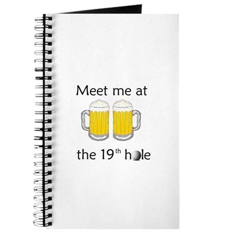 19th Hole Journal