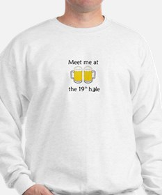 19th Hole Sweatshirt