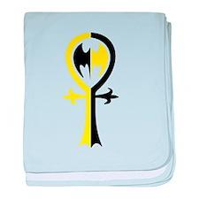 Bat Sigil baby blanket