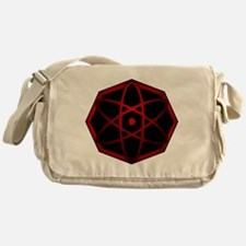 Atomic Man Messenger Bag