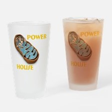 Mitochondria Power House Drinking Glass