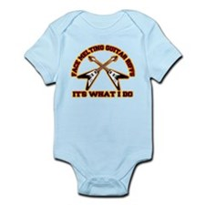 FACE MELTING FLYING V Infant Bodysuit