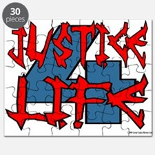 Justice 4 Life Puzzle