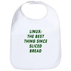 Linux: Sliced bread Bib