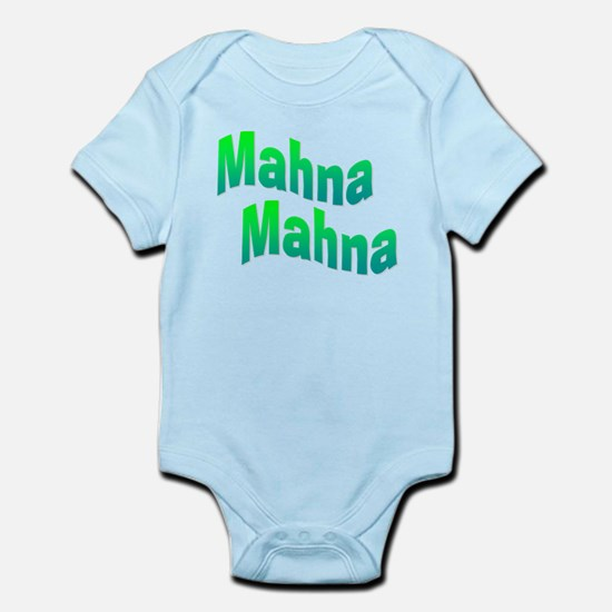 Mahna Mahna Infant Bodysuit