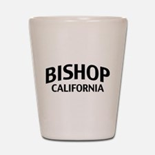 Bishop California Shot Glass