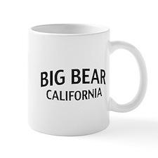 Big Bear California Mug