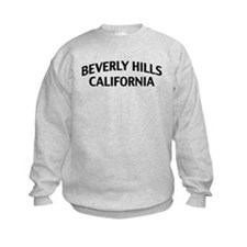 Beverly Hills California Sweatshirt