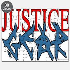 Justice Gear Puzzle