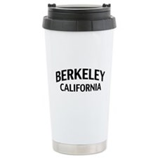 Berkeley California Travel Mug