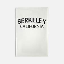 Berkeley California Rectangle Magnet