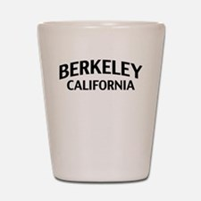 Berkeley California Shot Glass