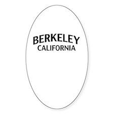 Berkeley California Decal