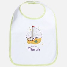 Land of Nod March Bib